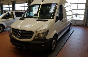 Пригон Mercedes-Benz Sprinter 316
