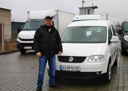 VW Caddy 2010