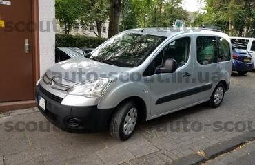 Пригон Citroen Berlingo