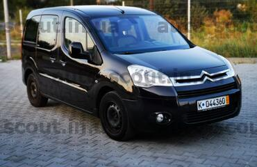 Пригон Citroen Berlingo black