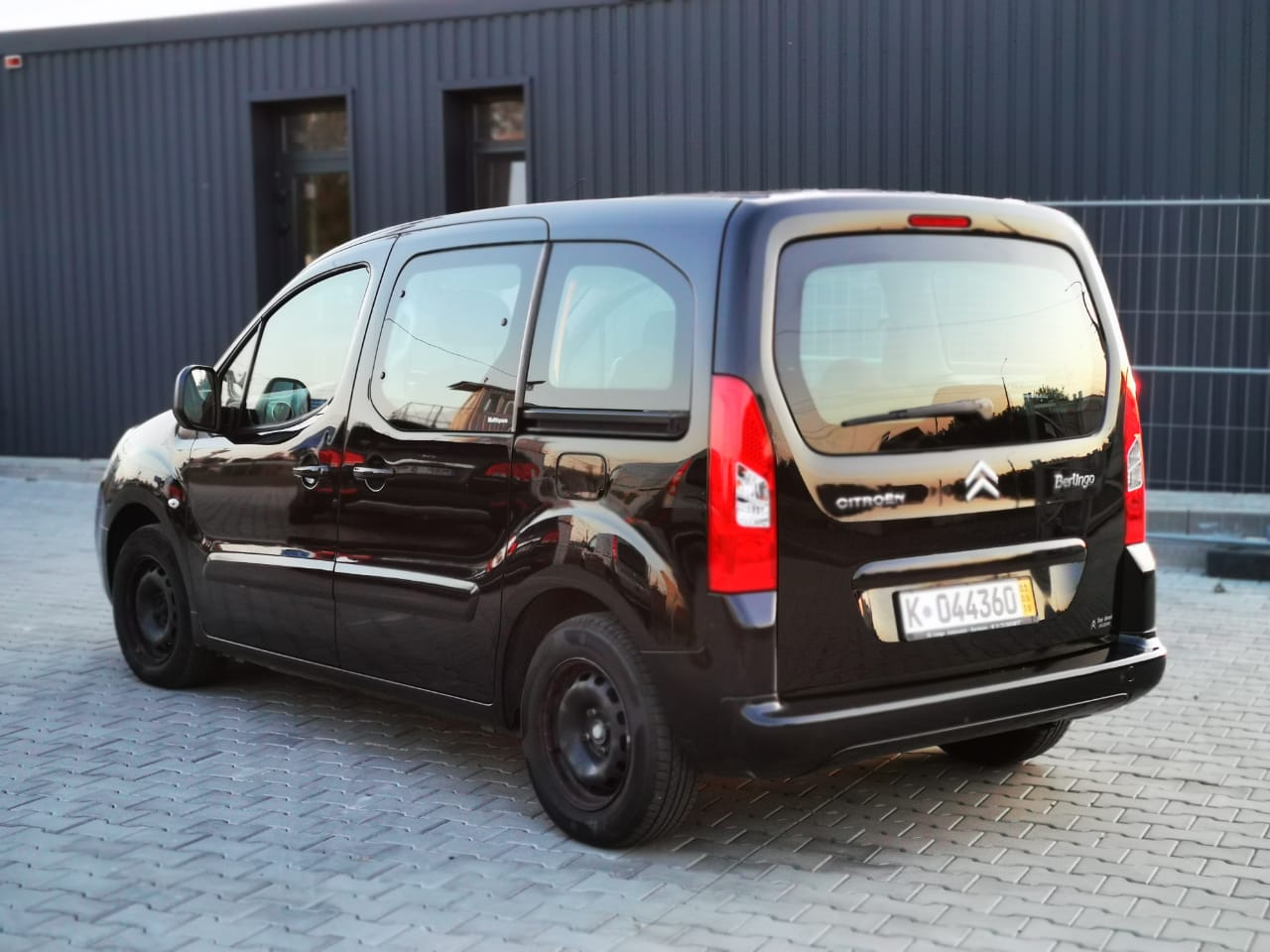 Пригон Citroen Berlingo black-15