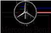 Товщина фарби на кузові Mercedes-Benz