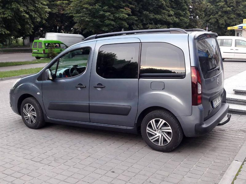 Пригон Citroen Berlingo-1