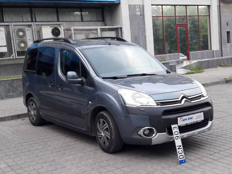 Пригон Citroen Berlingo-3