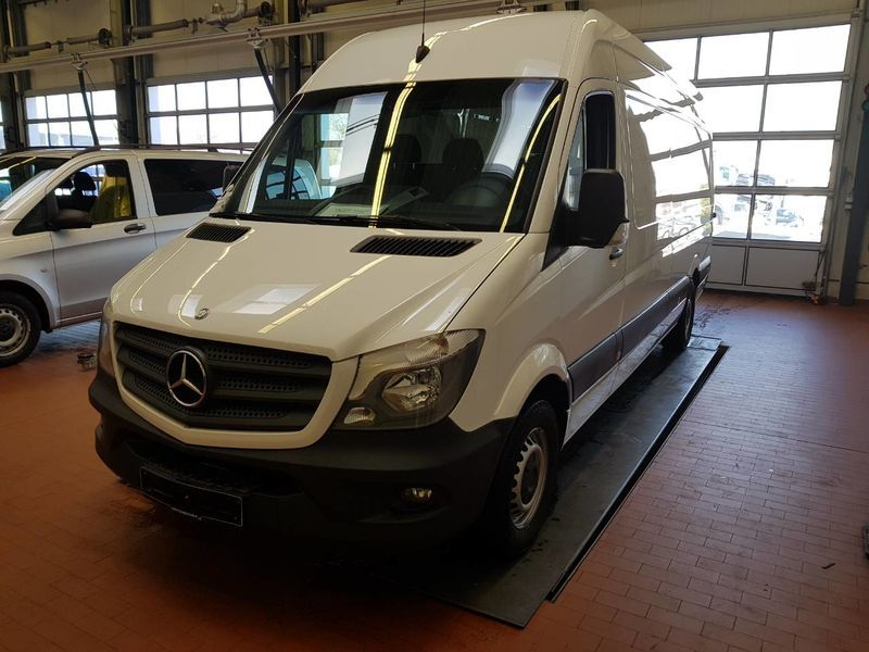 Пригон Mercedes-Benz Sprinter 316-1
